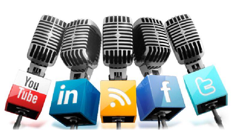 mikrofoni - društvene mreže