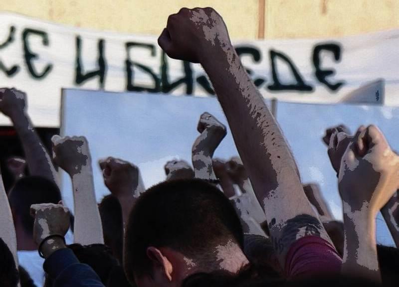 Protesti u Banjaluci povodom ubistva Davida Dragičevića