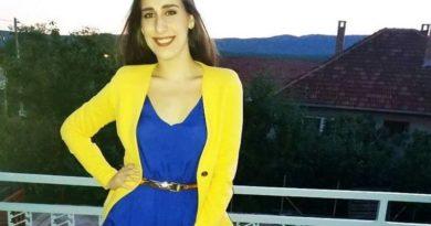 Katarina Vujović, jedan od najboljih studenata Pravnog fakulteta u BG
