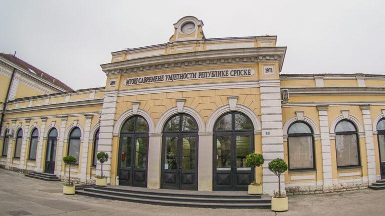 Muzej savremene umjetnosti Republike Srpske, foto: GERILA.info