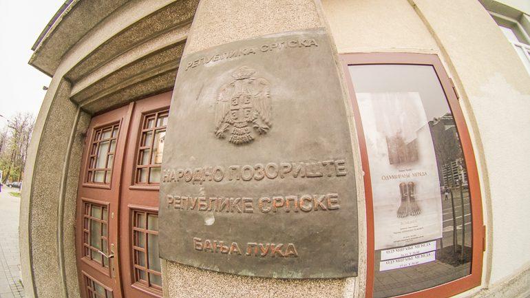 Narodno pozorište Republike Srpske, foto: GERILA.info