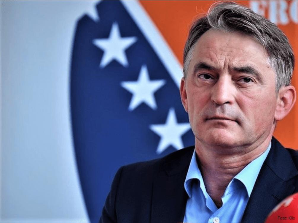 Info radar: INTERVJU ŽELJKO KOMŠIĆ: Ni mnogo veći od Dodika i ...