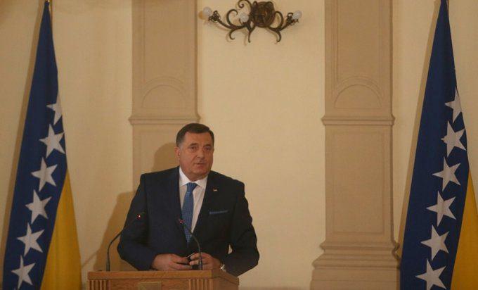 Novo Dodikovo nedopustivo targetiranje i vrijeđanje novinara. Za Dodika je novinar Avdić kreten.