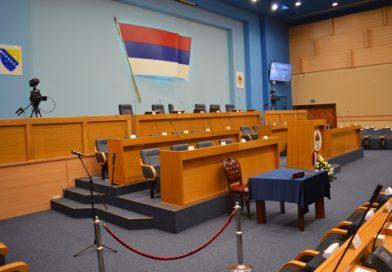 Izbor Vlade u NSRS u ponedeljak 17. decembra