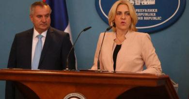Radovan Višković i Željka Cvijanović