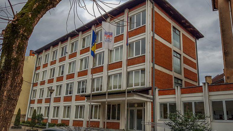 zgrada Opštine Novi Grad, foto: GERILA.info