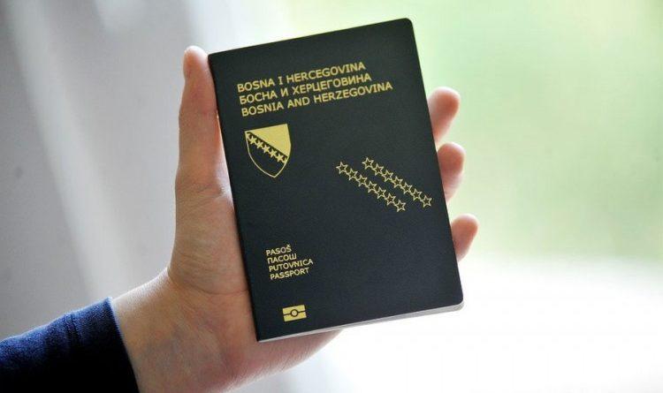 BiH pasoša se ove godine odreklo više od četiri hiljade građana