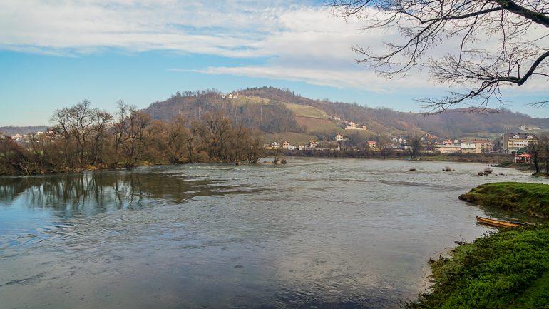 rijeka Una (Novi Grad), foto: GERILA.info