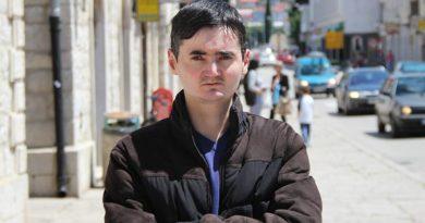 Dragisa Sikimic, urednik portala Moja Hercegovina