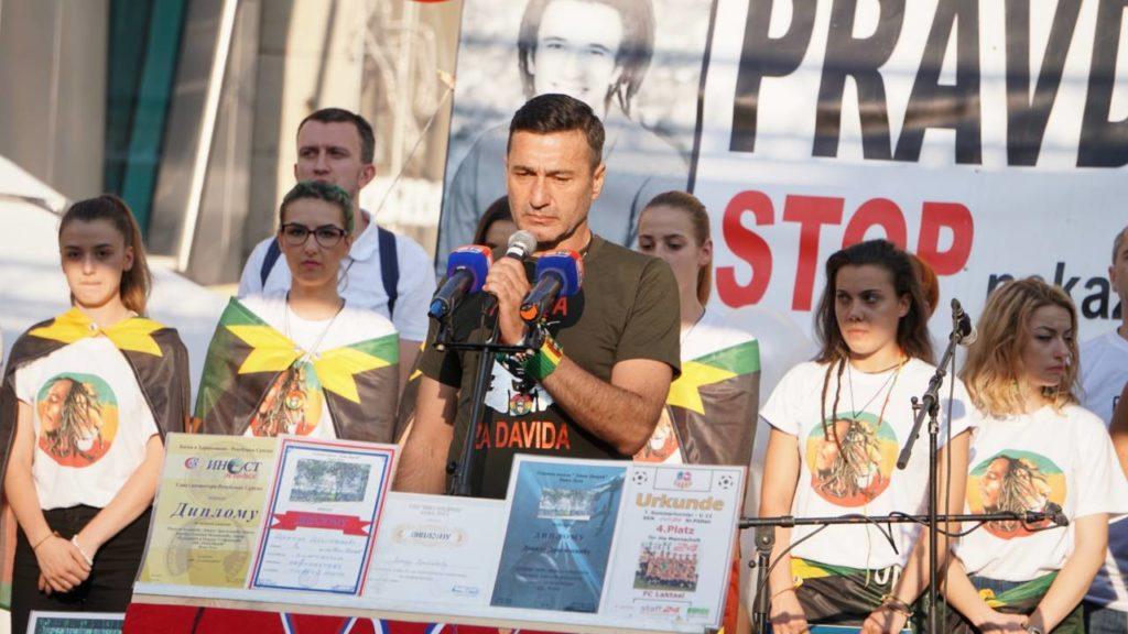 Davor Dragičević, otac Davida Dragičevića, pravda za Davida