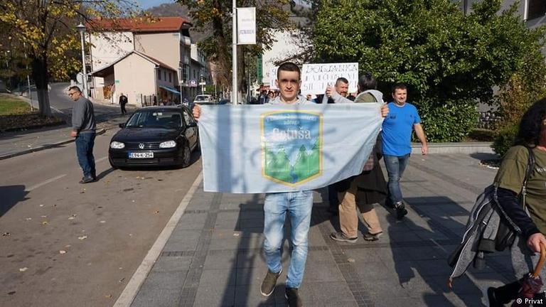 Dženan Šašić: Borimo se protiv kriminala