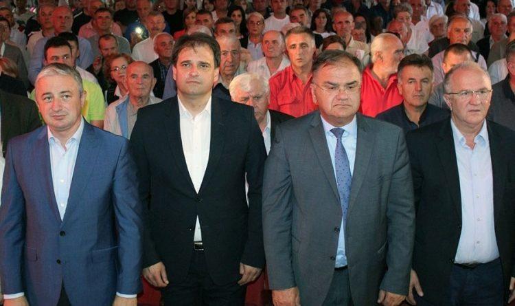 Branislav Borenović, Vukota Govedarica, Mladen Ivanić, Dragan Čavić