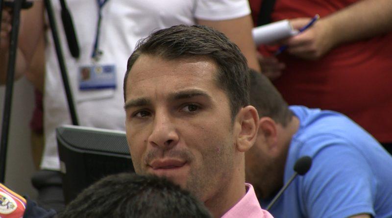 Marko Čolić- optužen za pokušaj ubistva Vladimira Kovačevića