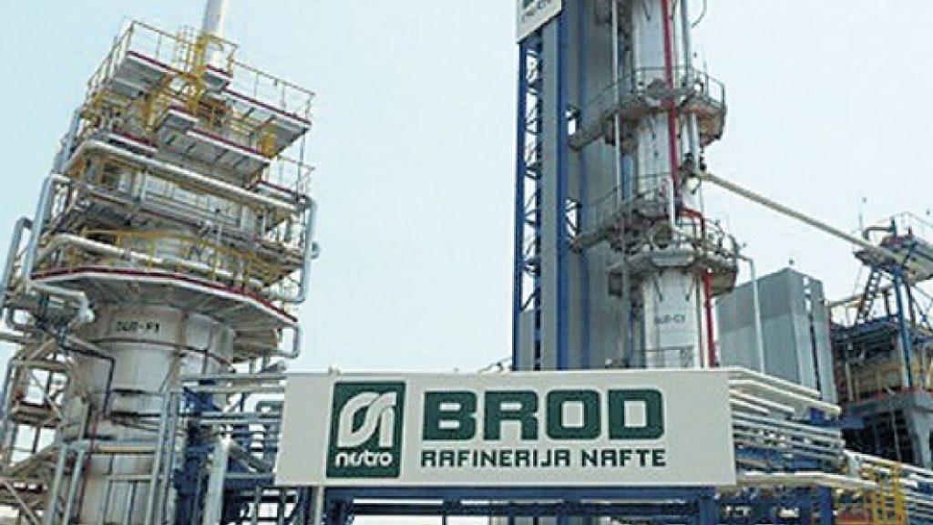 Rafinerija u Brodu