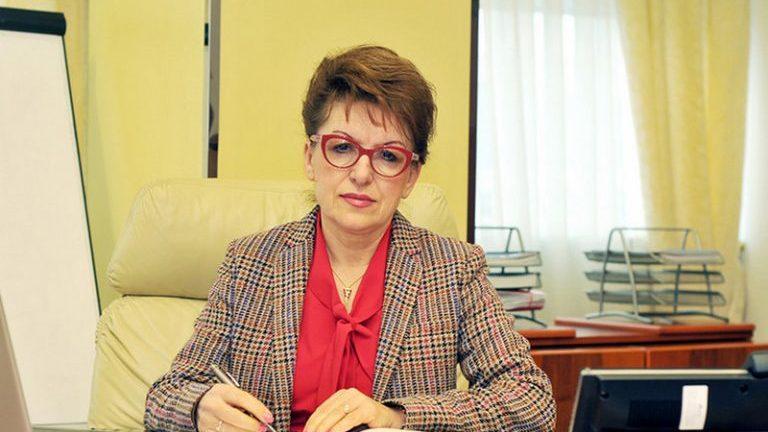 Zora Vidović, ministar finansija