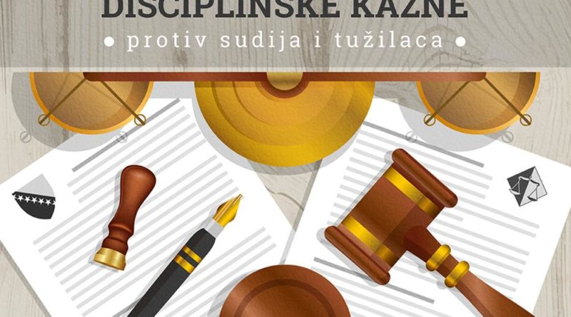 CIN objavio bazu kažnjenih sudija i tužilaca