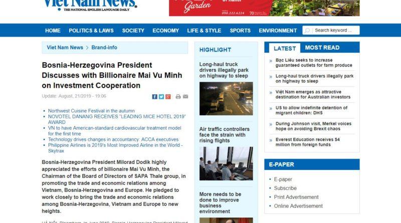 """Prevara sa vijetnamskim """"milijarderom"""" i dalje traje: """"Kasno paljenje"""" svjetskih medija"""