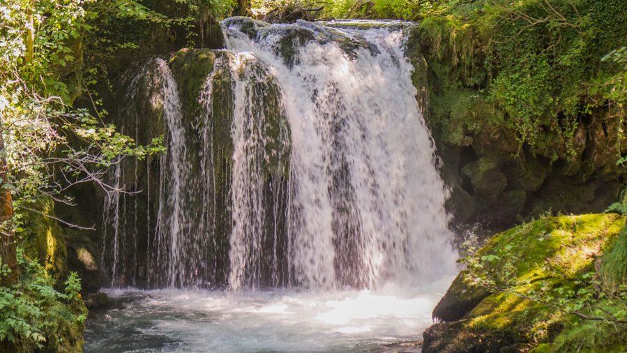 Janjske otoke/FOTO:GERILA (vodopad koji neće postojati nakon izgradnje MHE)