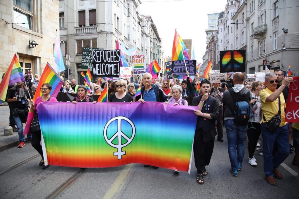 Sarajevo-gay parada