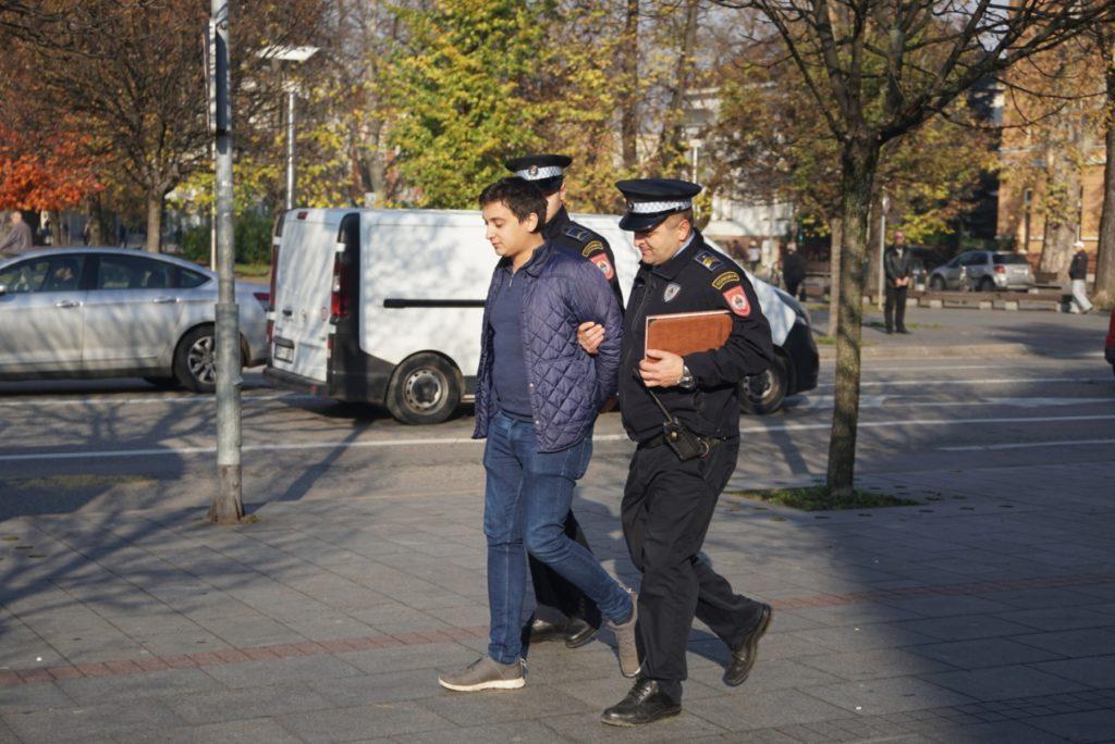 Stefan Blagić- priveden