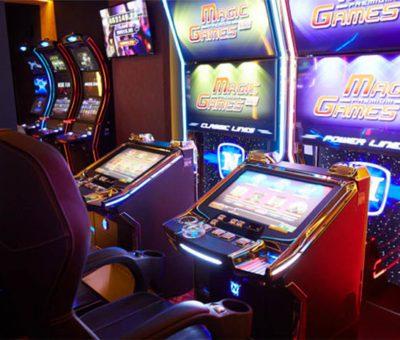 kockanje, slot mašine