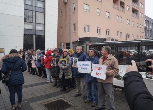 suđenje aktivistima grupe Pravda za Davida