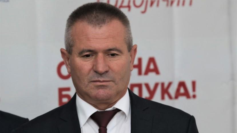 Nedeljko Milakovic, bivši drirektor Groblja u Banjaluci