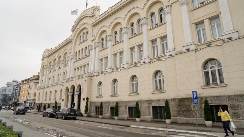 Gradska uprava Banjaluka / FOTO: GERILA