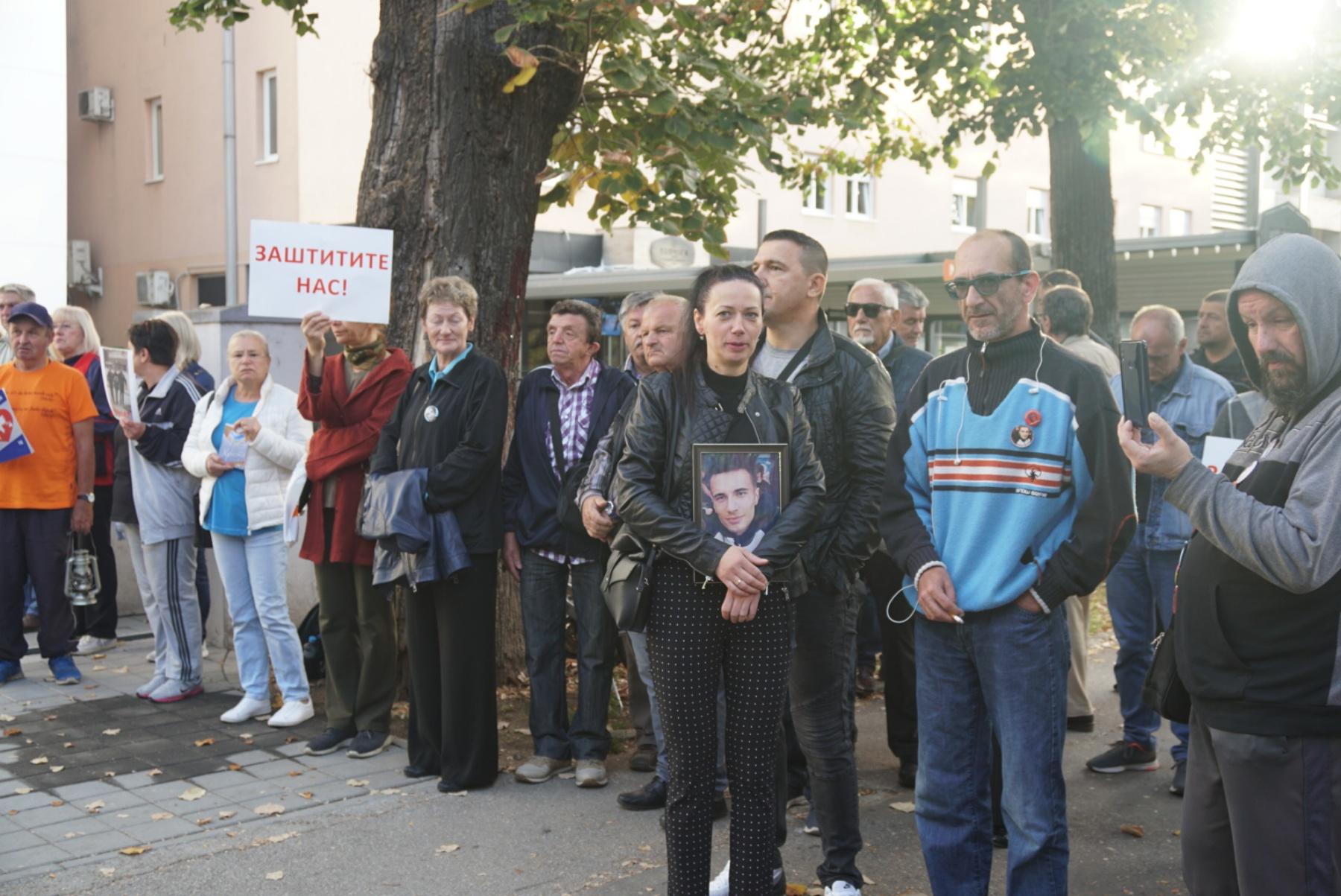 Prvo ročište protiv Suzane Radanović / FOTO: GERILA (arhiva)