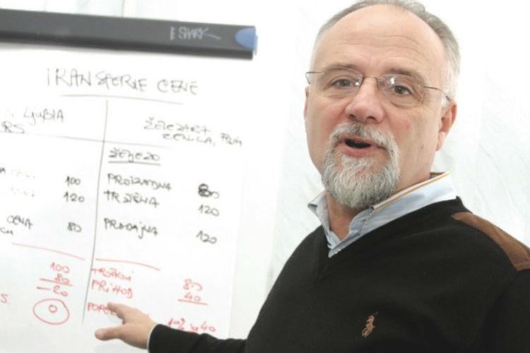 Zoran Pavlović, ekonomski stručnjak / foto: fb