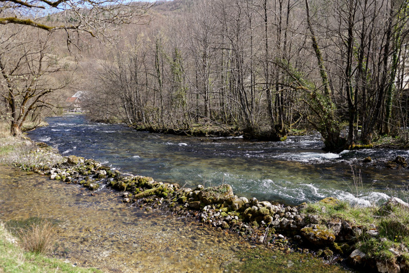 Rijeka Pliva / foto: Gerila
