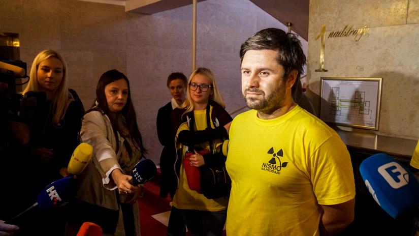 Mario Crnković, NVO Green Team / FOTO: GERILA
