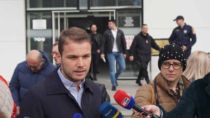 Draško Stanivuković, poslanik u NSRS