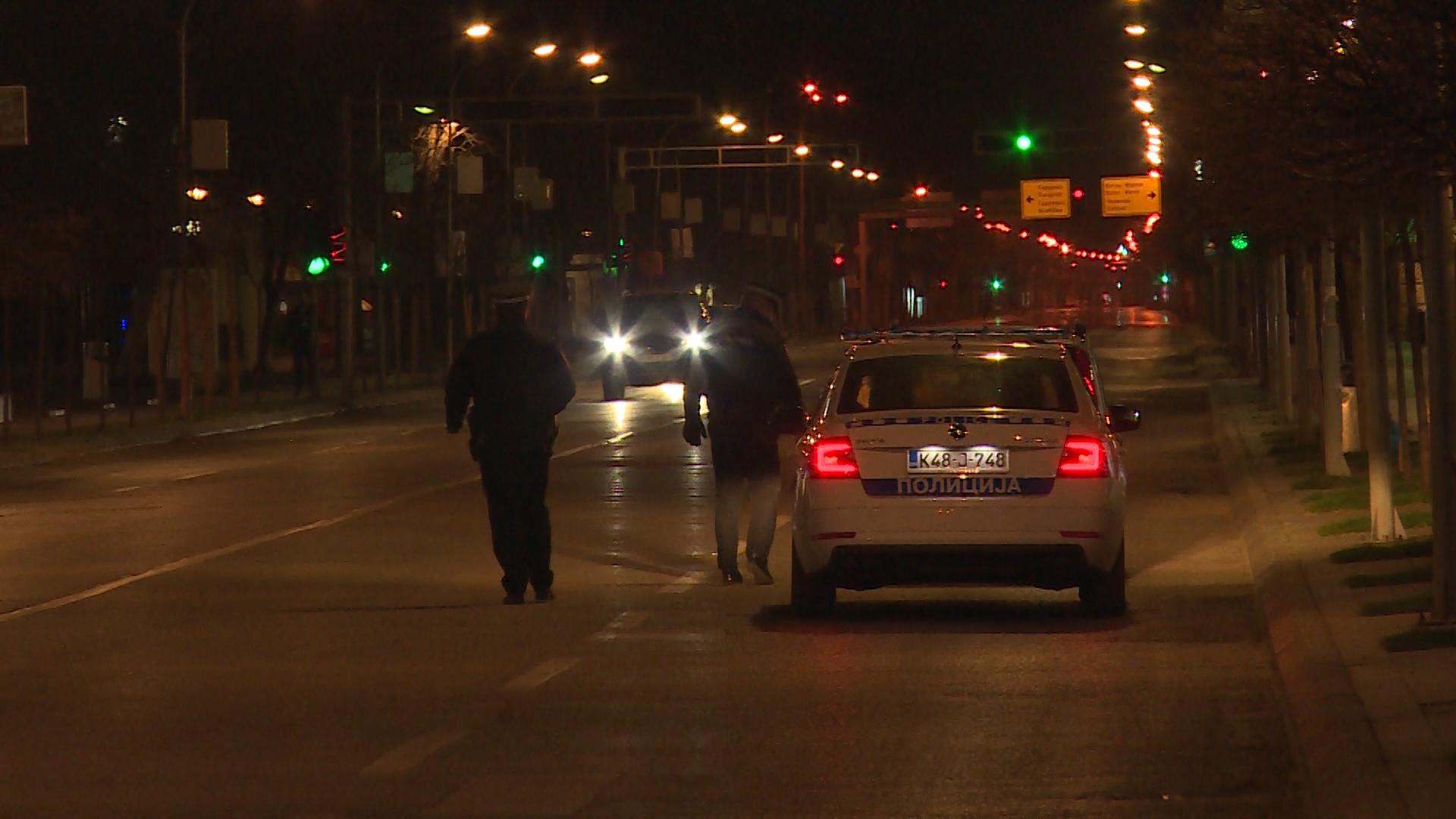 Policija Republike Srpske, policijski čas