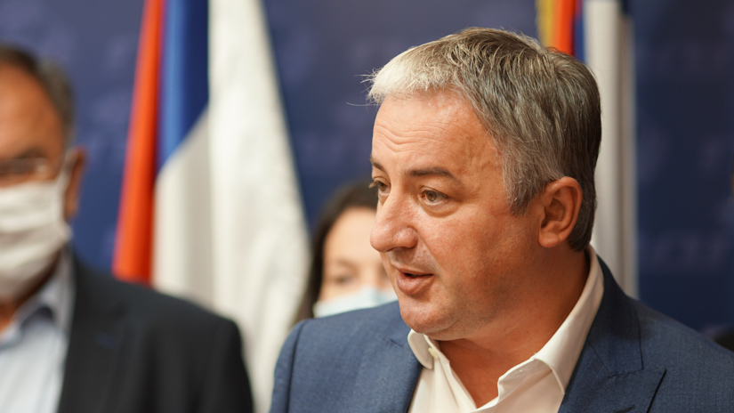Branislav Borenović / FOTO: GERILA