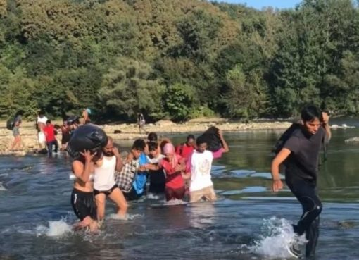 Migranti- Drina- Karakaj