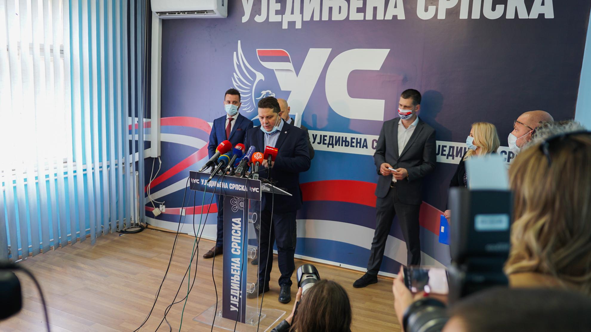 Press Ujedinjene Srpske / FOTO: GERILA