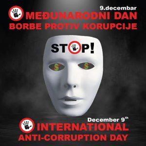 stop korupciji - baner