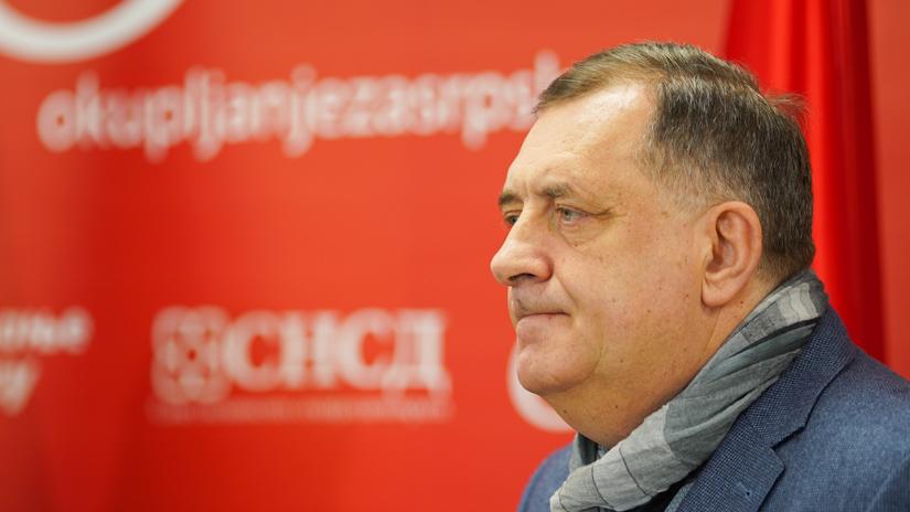 Milorad Dodik / FOTO: GERILA