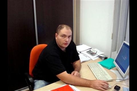Vedran Mitrović, bivši direktor Akvane